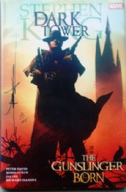 Dark Tower Gunslinger Born Hardcover Graphic Novel Dynamic Forces Signed Lee Marvel Stephen King